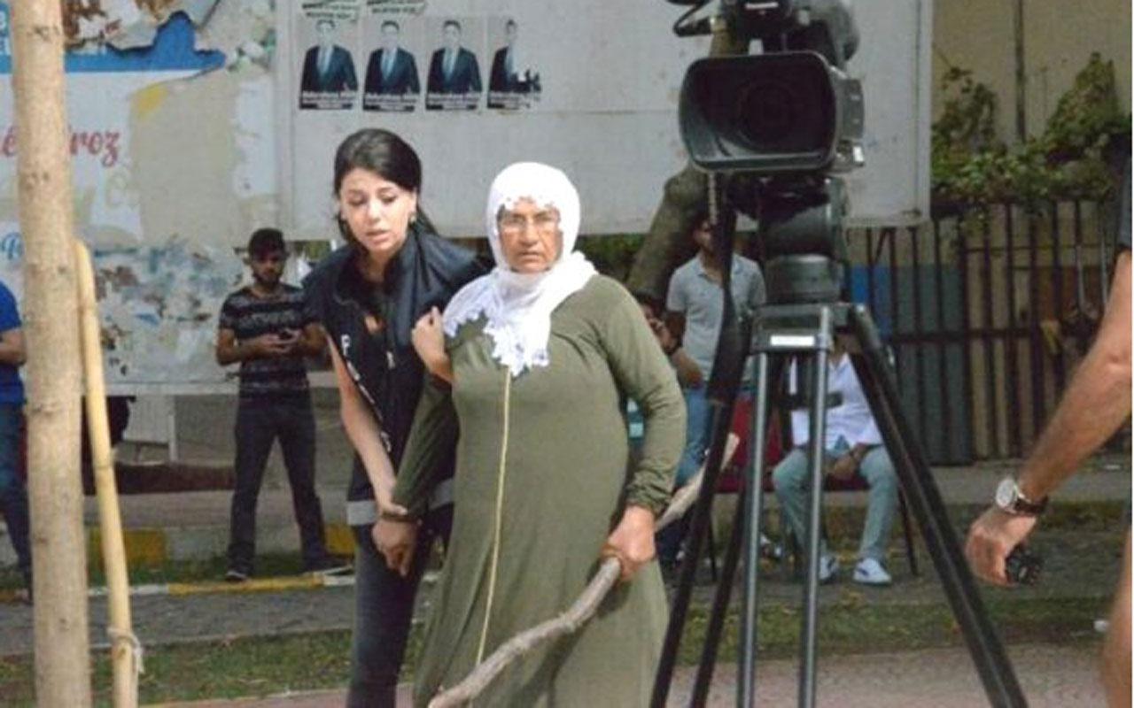 HDP önündeki eylemde gerginlik! Binaya saldırmaya çalıştı