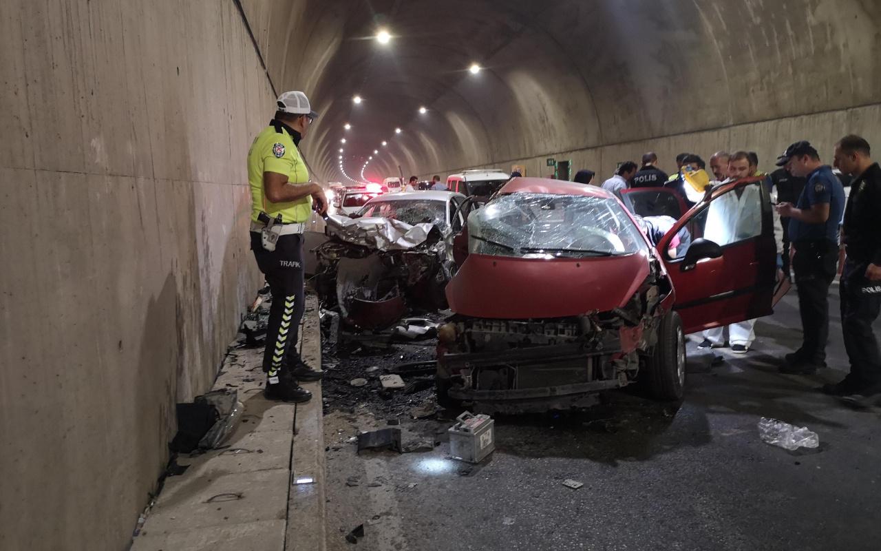 İstanbul Pendik'te feci kaza: 2 ölü 1 yaralı