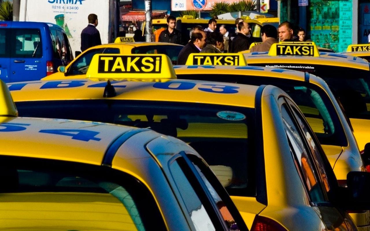 Taksi ücretlerine yüzde 25 zam gelmişti! Memnun olmadılar yeni zam talebi