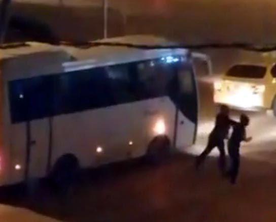 Bolu'da aynasına kıran kadını döven taksici: Mecburen yaptım kesinlikle kadına şiddet yoktur