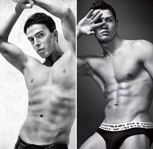 Yılmaz Morgül 'beni taklit ediyor' deyip Ronaldo'yu hedef aldı: Vücudum ondan daha iyi