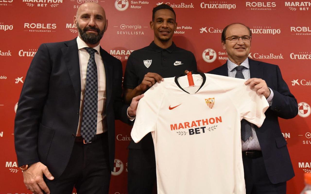 Sevilla'nın gözbebeği Fernando mest etti