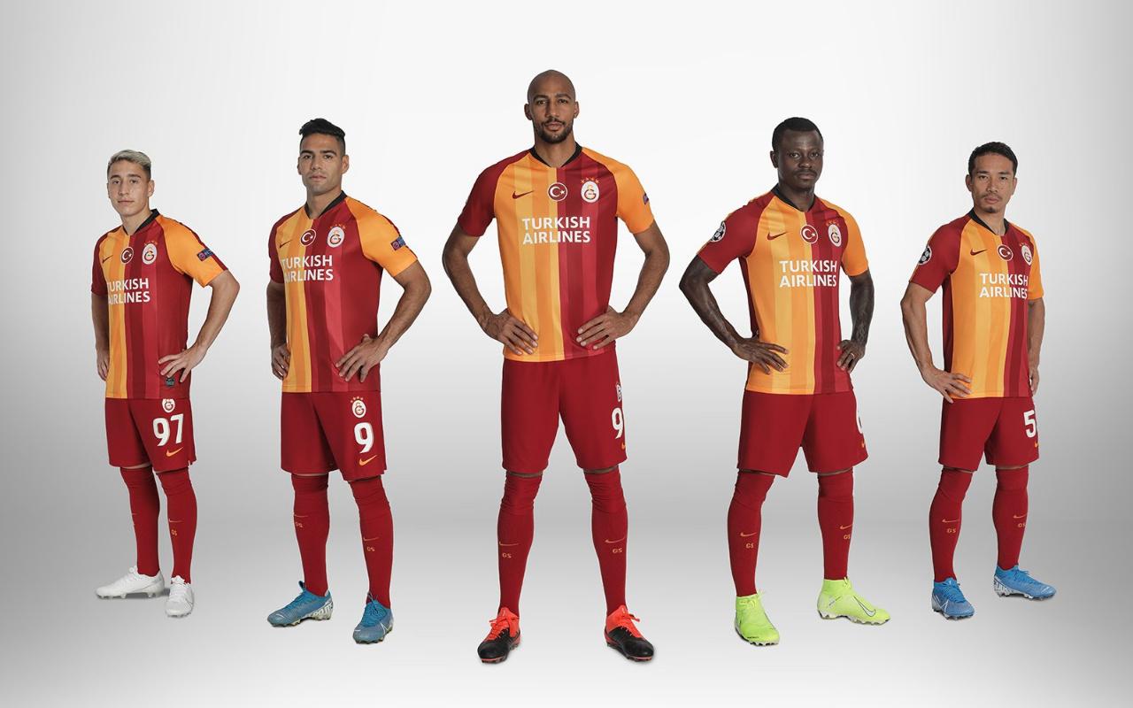 Galatasaray'ın Avrupa'daki forma sponsoru belli oldu