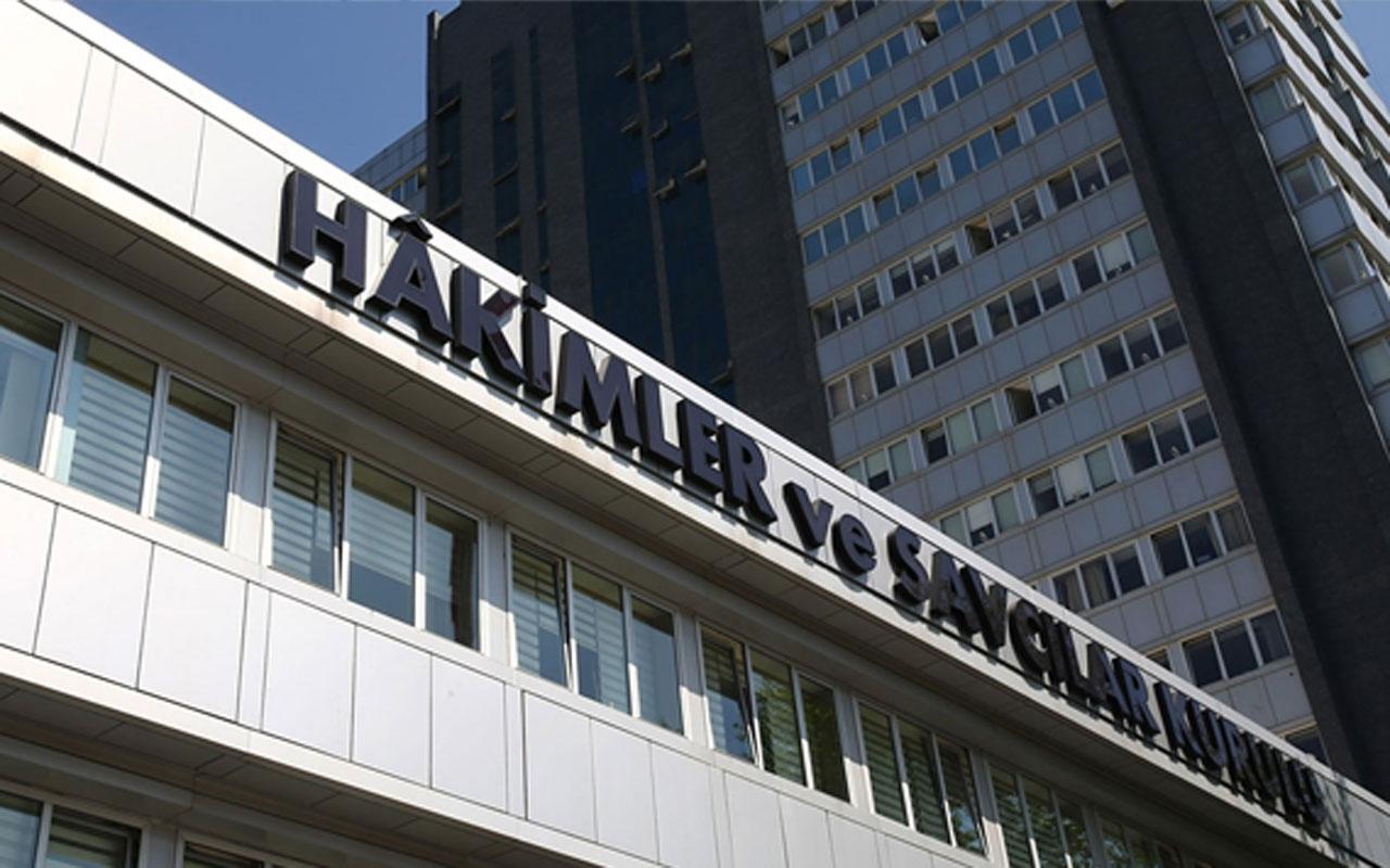 Acil işler dışında davalar 15 Haziran'a kadar erteledi! HSKGenel Kurulu açıkladı