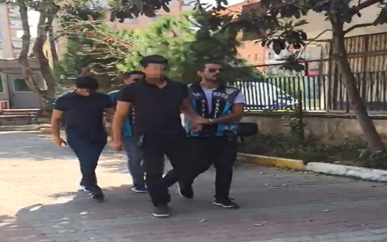 İstanbul'da makas atarken kazaya neden olan 2 sürücü gözaltına alındı