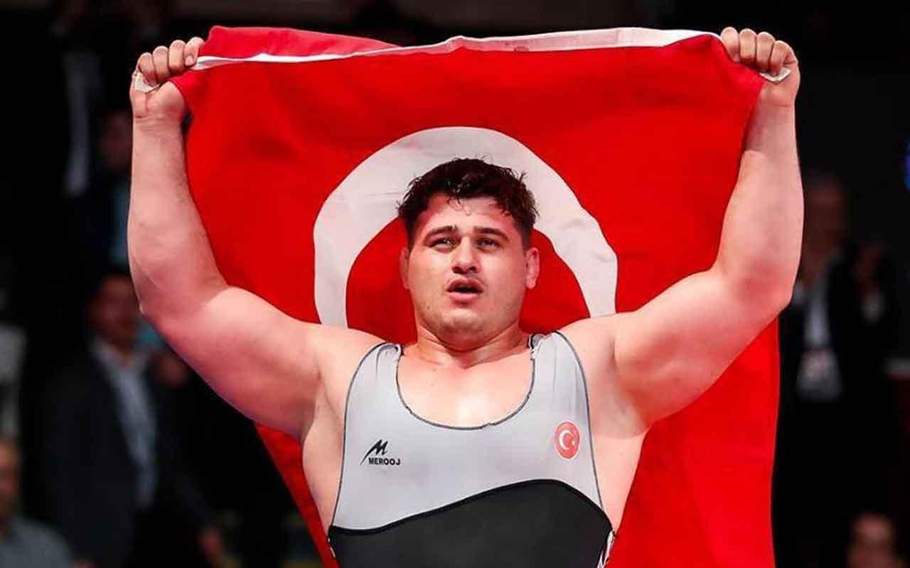 Rıza Kayaalp 4. kez dünya şampiyonu oldu!
