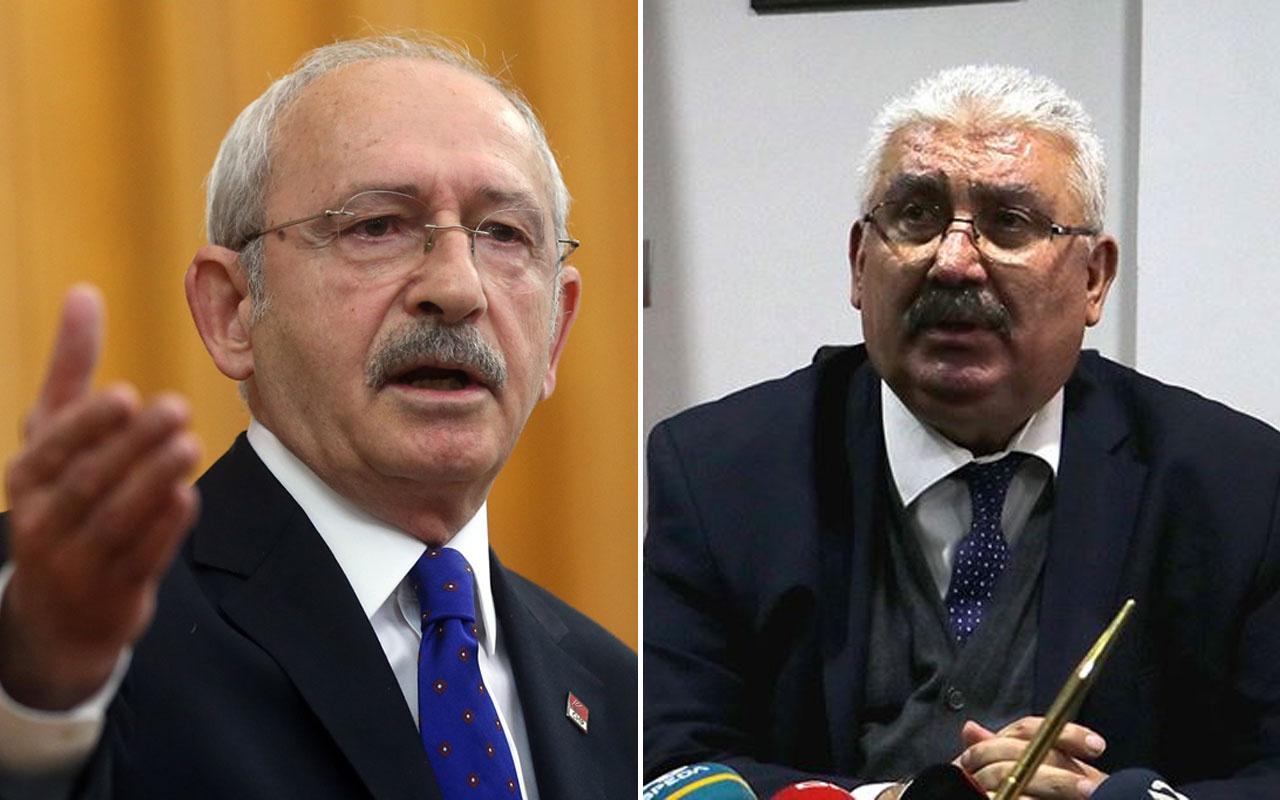 MHP'li Semih Yalçın'dan Kılıçdaroğlu'nun açıklamalarına tepki