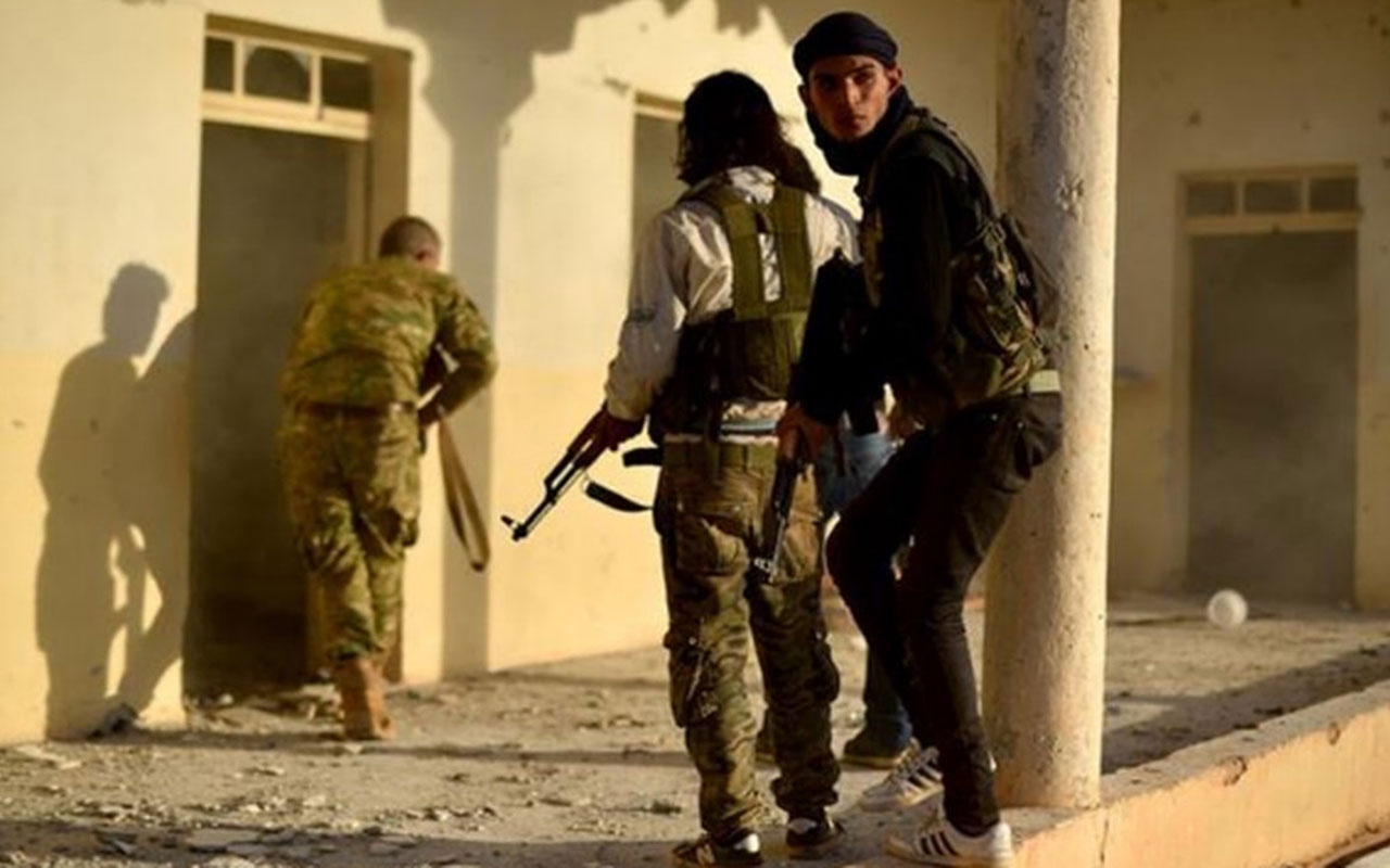 YPG ile ÖSO arasında ağır silahlarla çatışma!