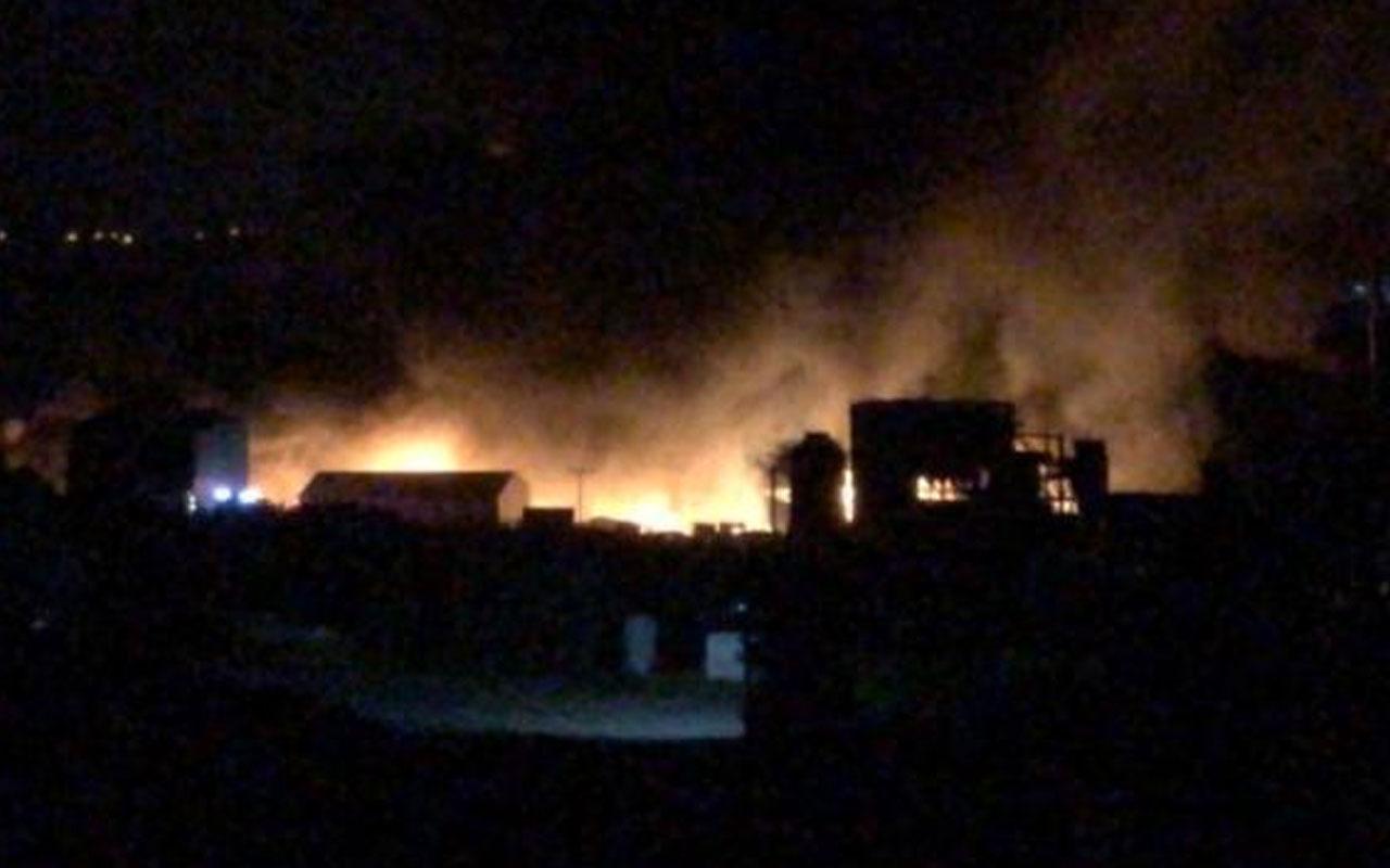 Ülkeyi yasa boğan yangın! 30 çocuk öldü
