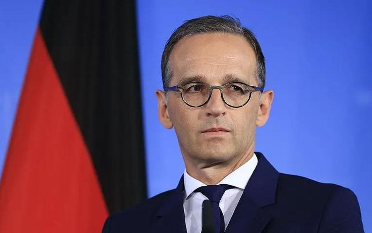 Almanya Dışişleri Bakanı Maas'tan Türkiye'ye kritik ziyaret!