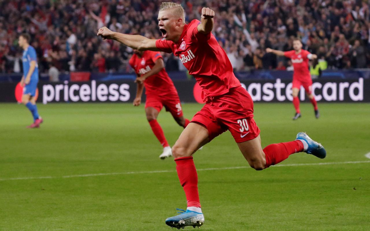 İlk Şampiyonlar Ligi maçında 'hat-trick' yaptı! İşte bol gollü gecenin sonuçları