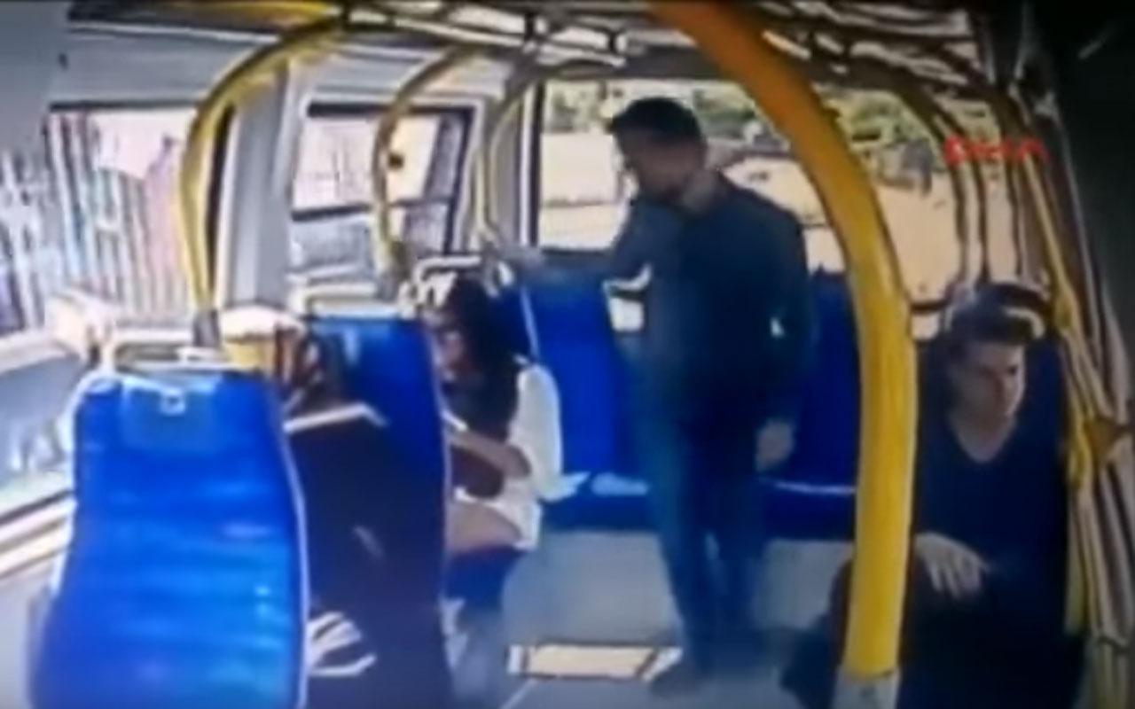 Şort giyen kıza saldıran şahsa hapis cezası