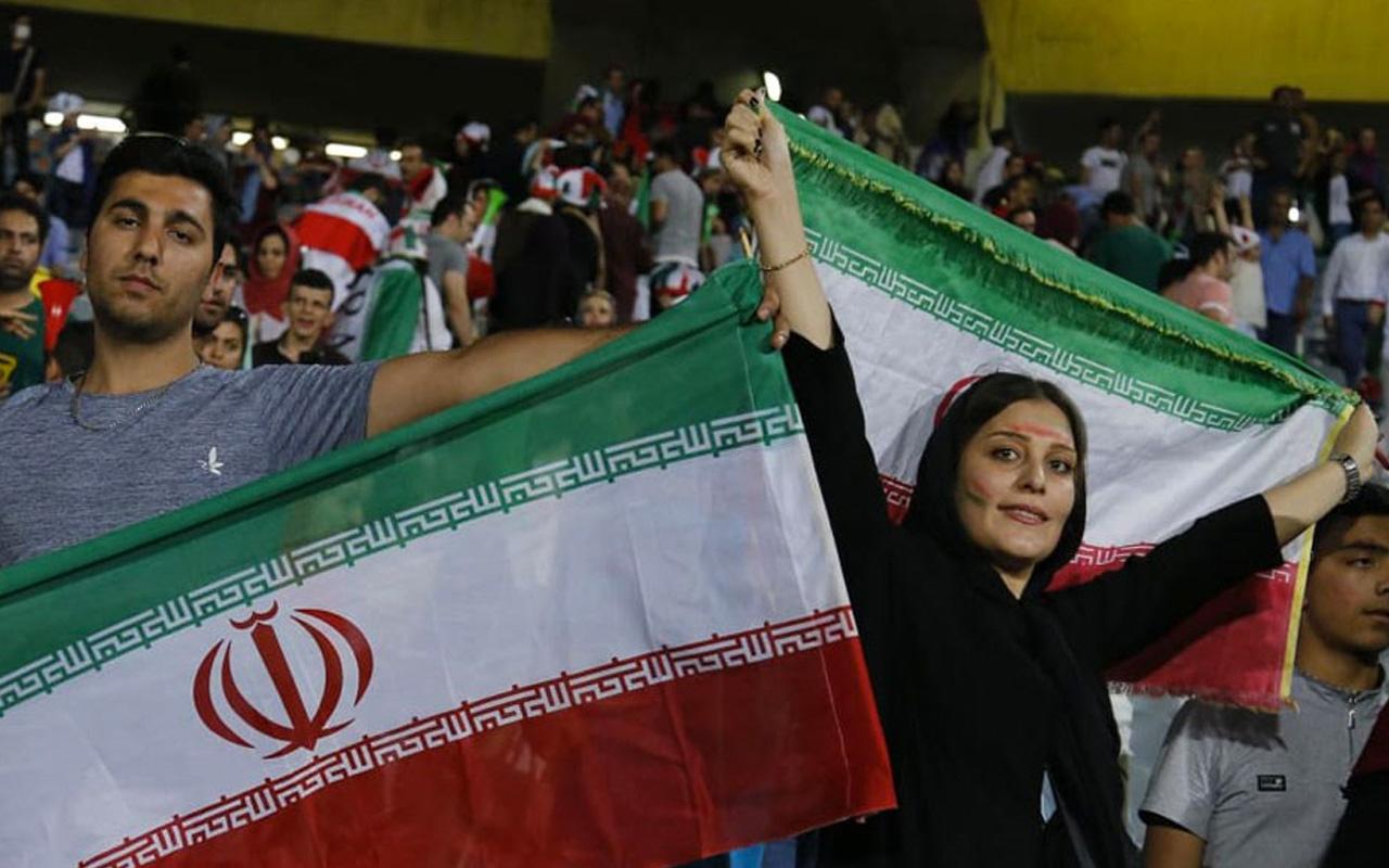 İran'a kadın taraftar çağrısı