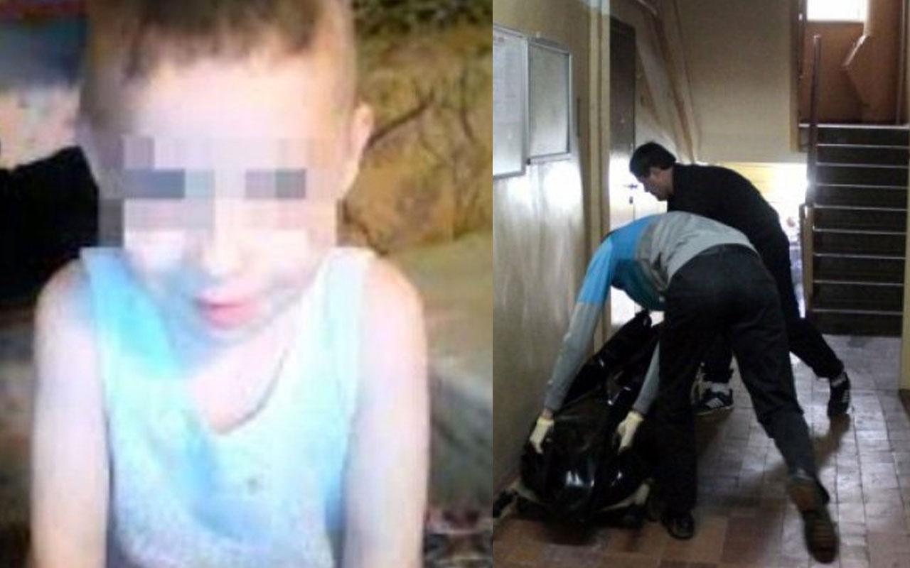 6 yaşındaki çocuk kalp krizinden ölen annesinin cesediyle 5 gün kaldı