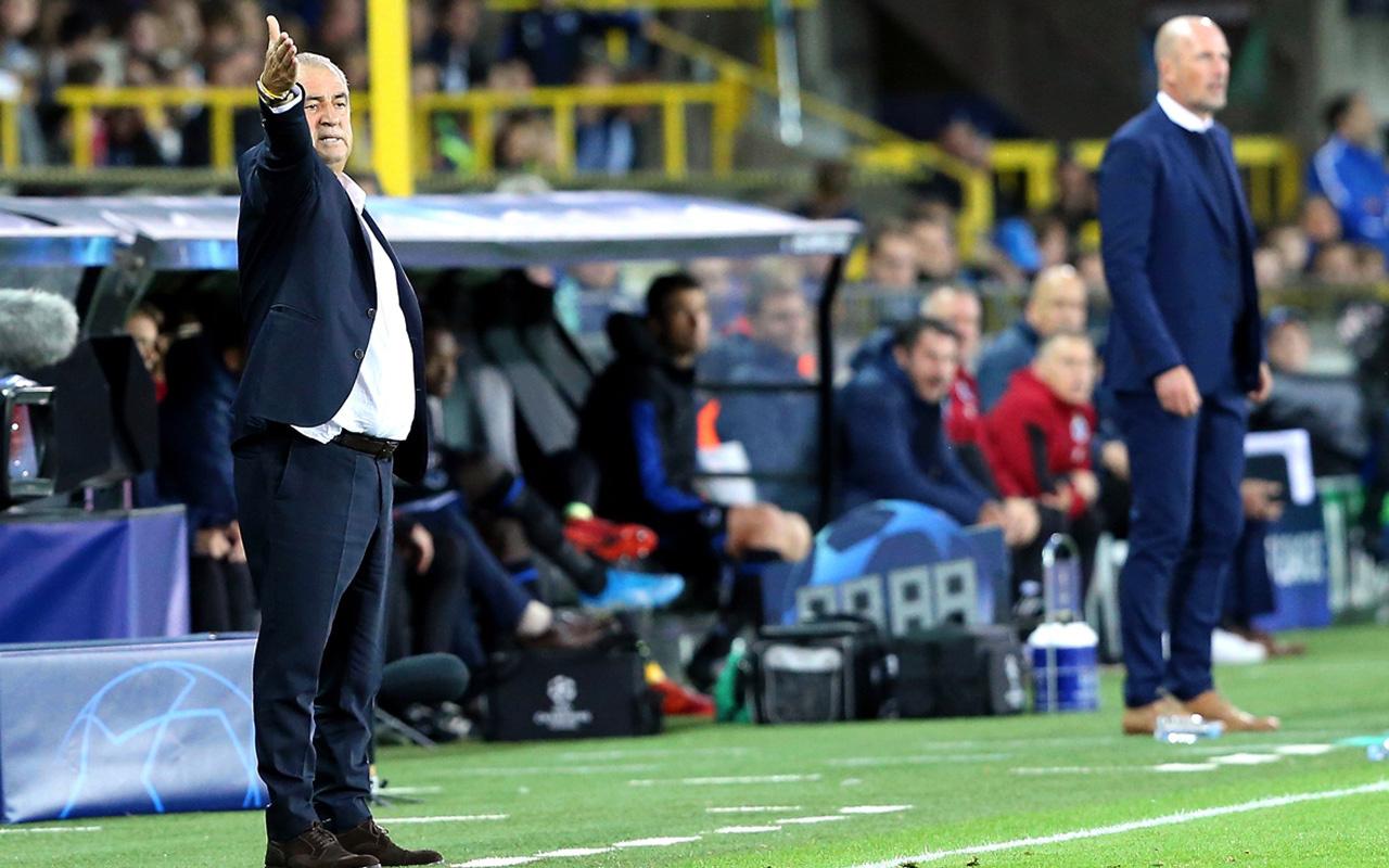 Club Brugge Galatasaray maçı sonrası Fatih Terim için olay sözler