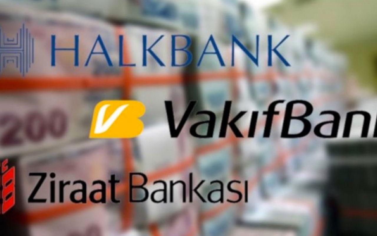 3 kamu bankası ortak karta geçiyor yeni bir şirket kuruyorlar