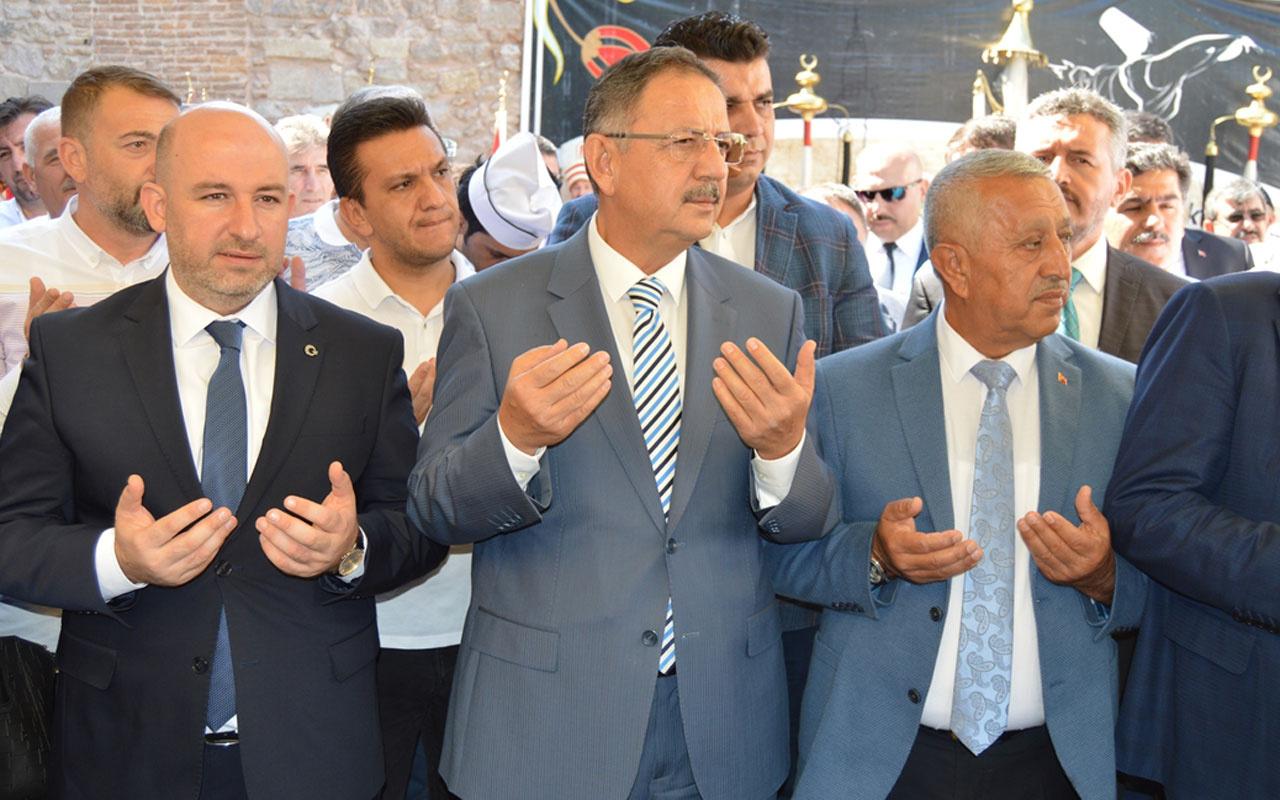 AK Parti'de Ahmet Davutoğlu istifaları Mehmet Özhaseki'den dikkat çeken açıklama