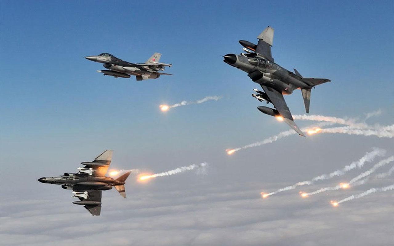 MSB: Gara'ya 16 Eylül'de yapılan hava harekatında 15 terörist etkisiz hale getirildi