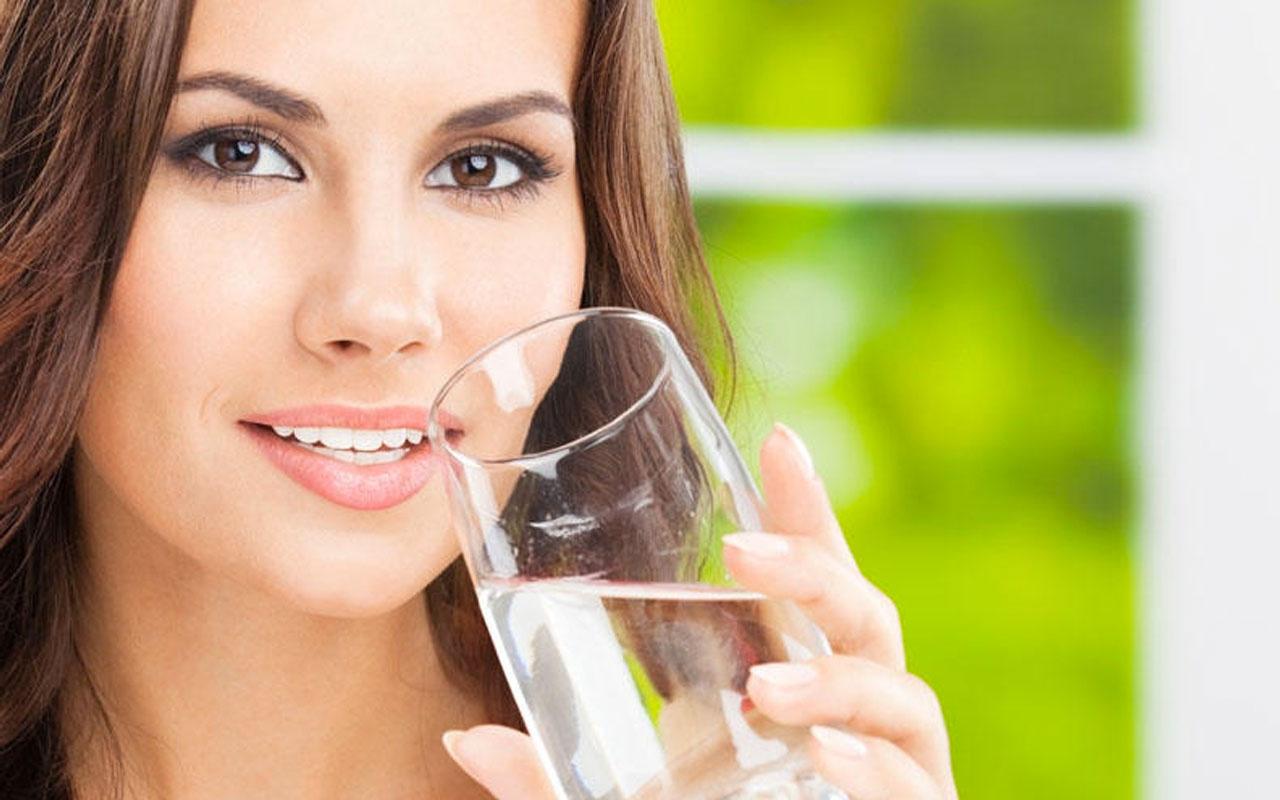 Su diyeti ile bir haftada 7 kilo verin! İşte su içerek zayıflamanın en kolay yolu