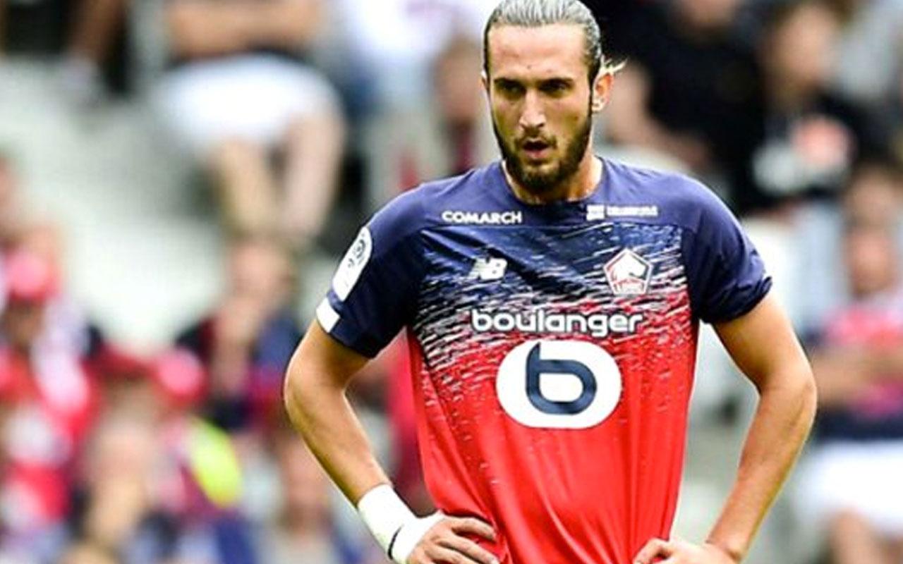 Lille'e gideli iki ay oldu dev kulüp Yusuf'un peşini bırakmıyor