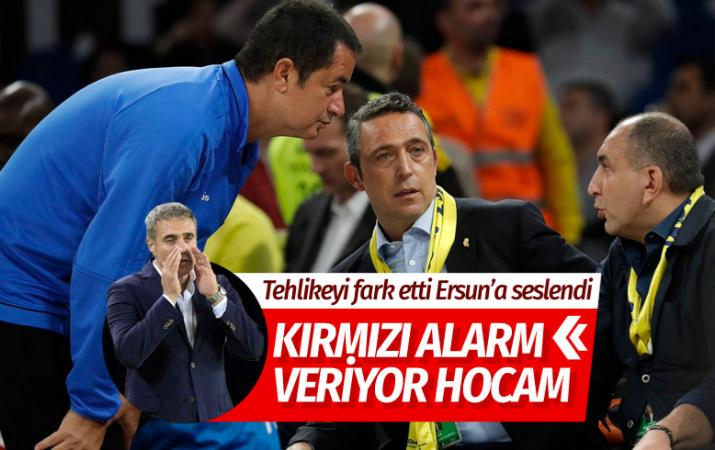 Acun Ilıcalı'dan bomba Fenerbahçe yorumu: Kırmızı alarm veriyor