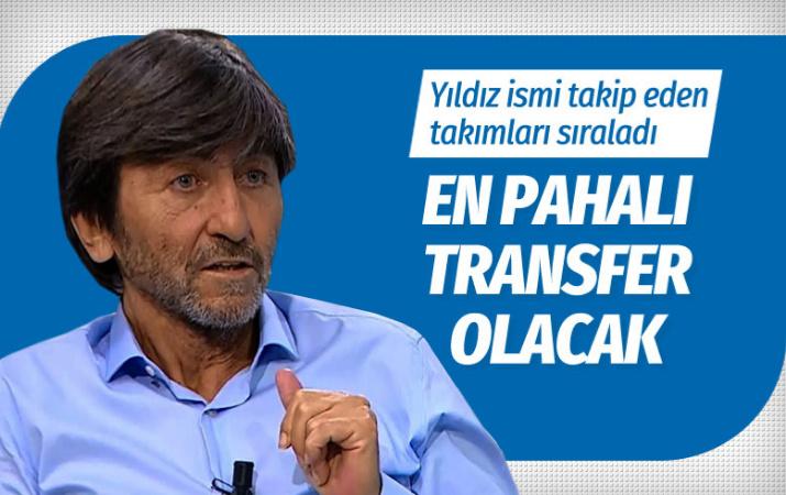 Rıdvan Dilmen'den Vedat Muriç'e övgü: Türkiye'den giden en pahalı transfer olacak