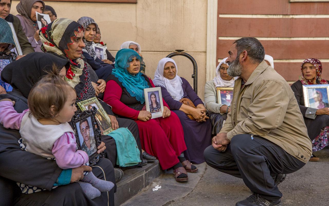 Sanatçı ve şair Dursun Ali Erzincanlı'dan Diyarbakır annelerine destek