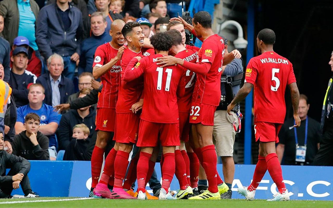 Liverpool, Chelsea'yi devirdi 6'da 6 yaptı