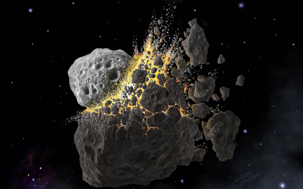 NASA açıkladı dev göktaşı dünyaya yaklaşıyor kritik tarih 31 Ekim