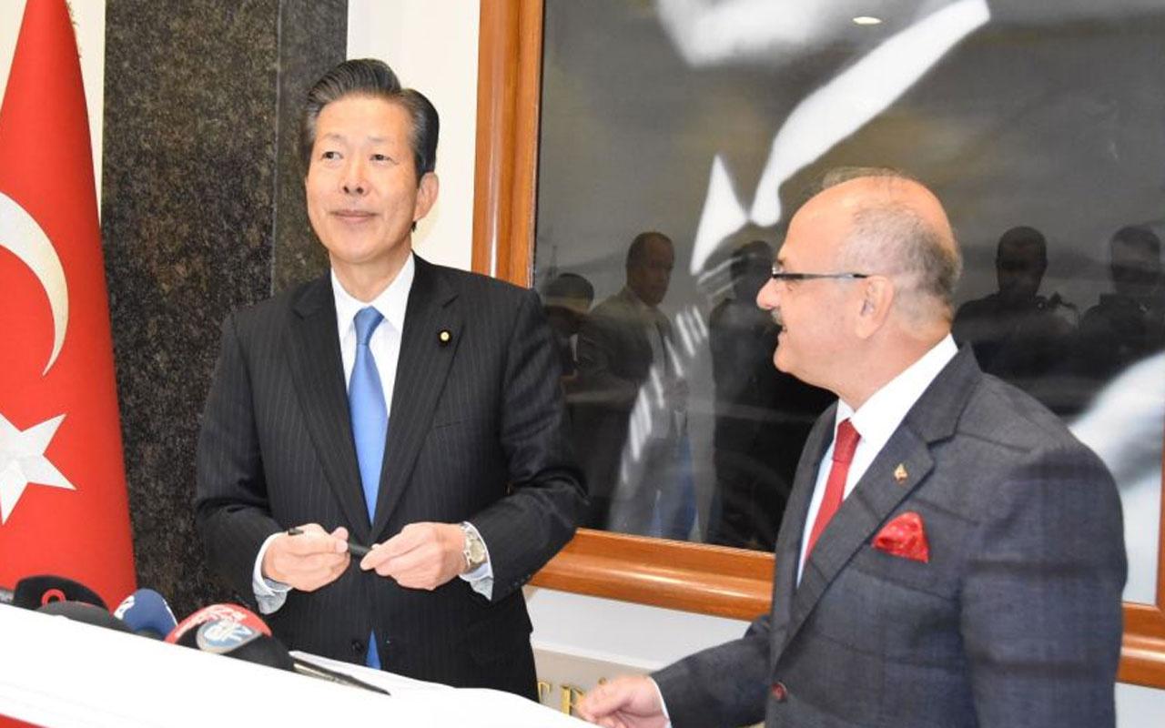Japon hükümet ortağından Türkiye sözleri: Ekonomisi görkemli şekilde gelişti