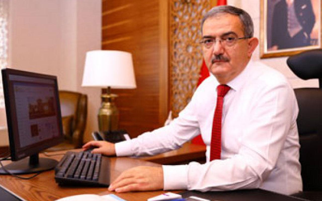 Selçuk Üniversitesi rektörü Mustafa Şahin'in malikanesi sosyal medyada olay oldu!