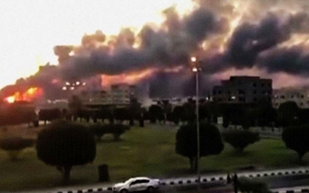 Dünyayı tedirgin eden gelişme! 3 dev ülke Aromco'ya saldırıdan İran'ı sorumlu tuttu