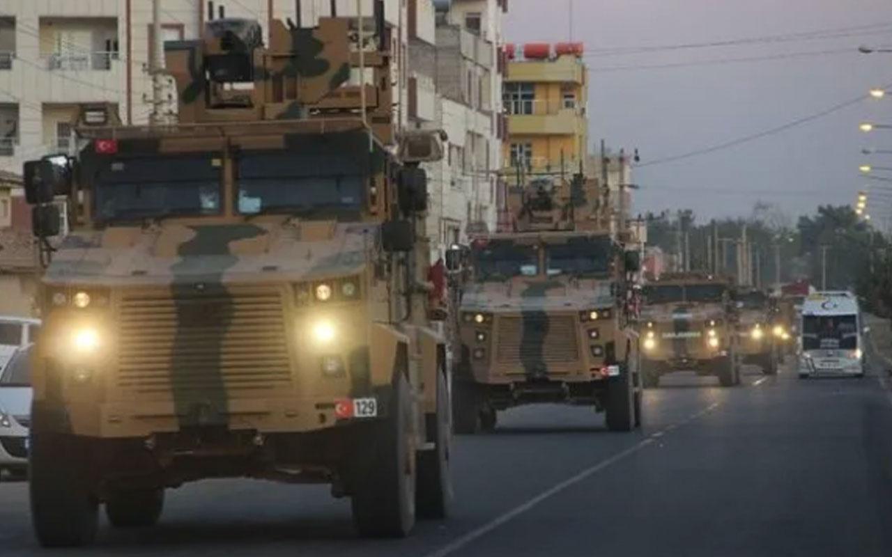 Suriye sınırında hareketlilik! ABD ile ikinci ortak kara devriyesi