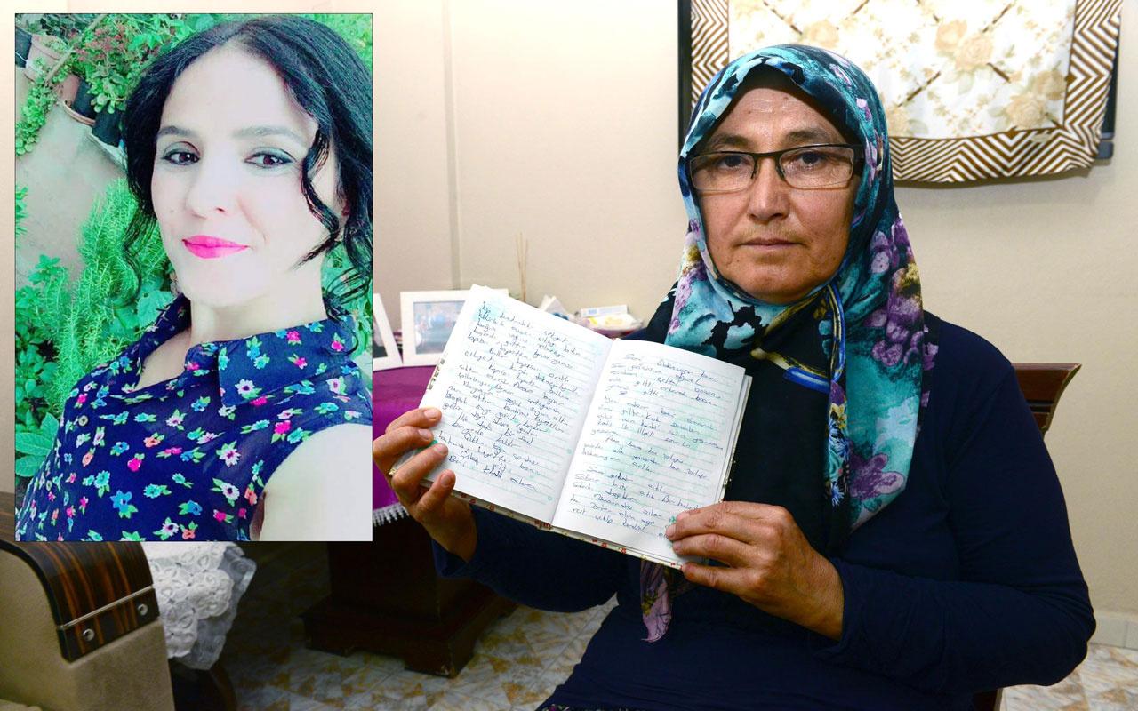 Medine'nin intiharında yeni gelişme! Günlüğü bebek yastığının içinde bulundu