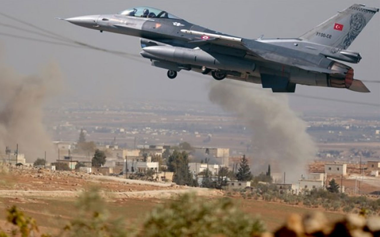 Jetler ve Fırtına Obüsleri vuruyor! SDG ABD'den uçuşa yasak bölge istedi