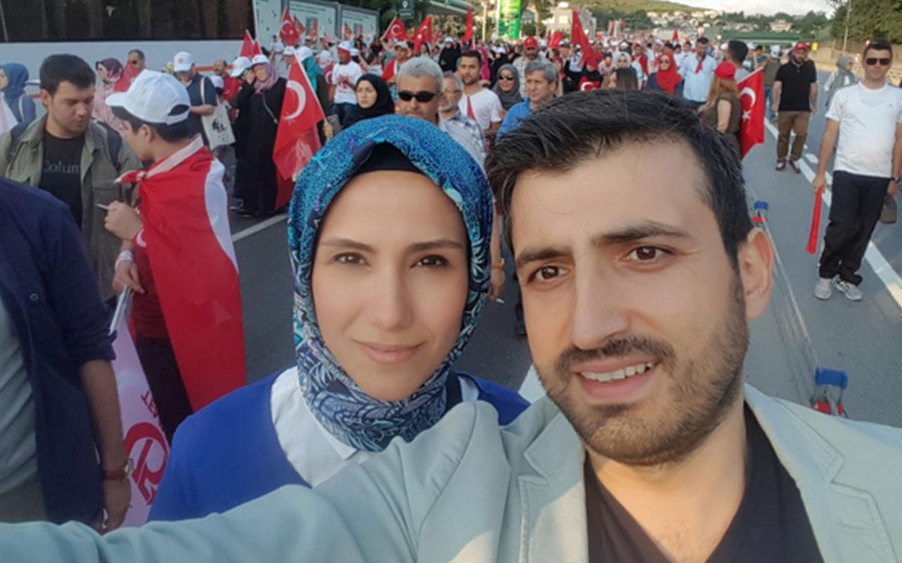 Erdoğan'ın damadı Selçuk Bayraktar Ahmet Kaya şarkısı paylaştı! Sosyal medya yıkıldı