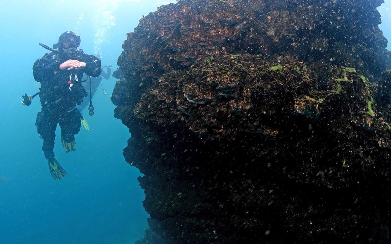 70 bin yaşında Van Gölü'nde dalgıçlar keşfetti dünyanın en büyüğü