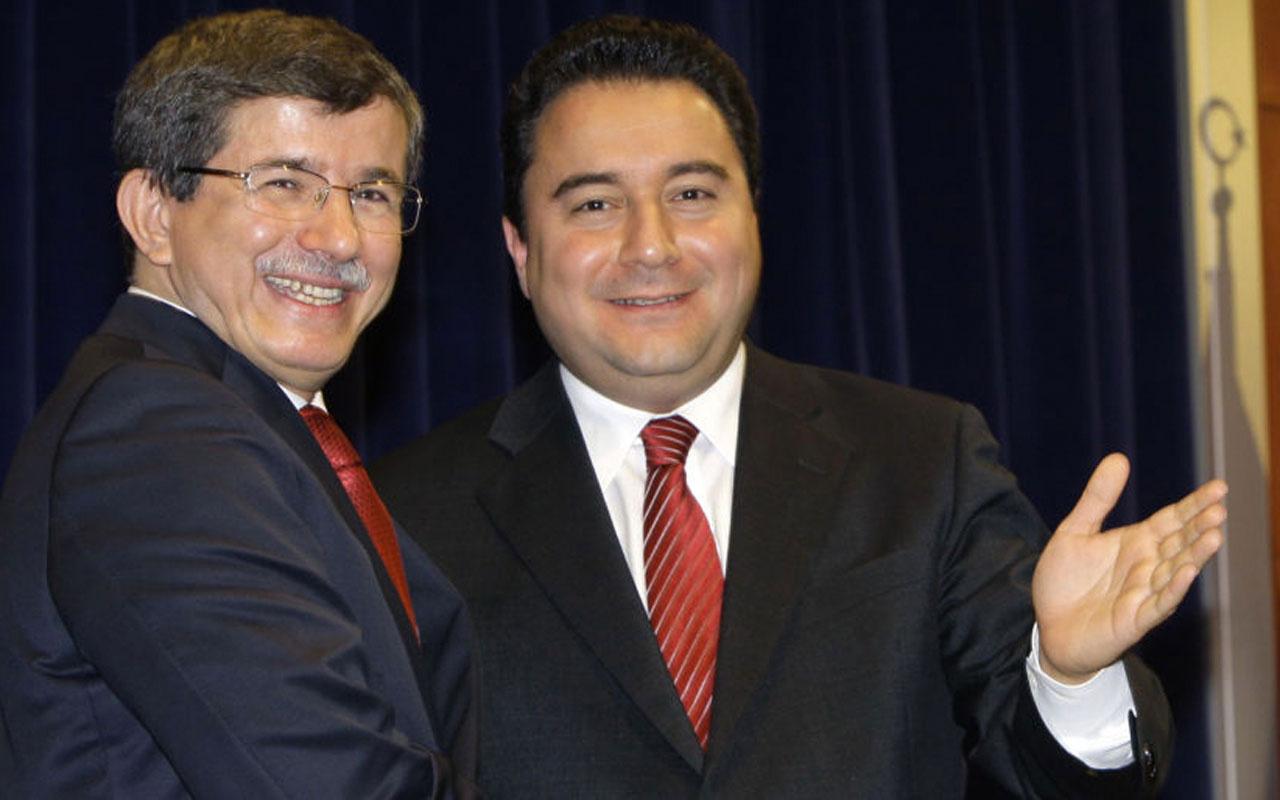 Ahmet Davutoğlu ve Ali Babacan'ın neden ayrı oldukları belli oldu Hakan Albayrak açıkladı