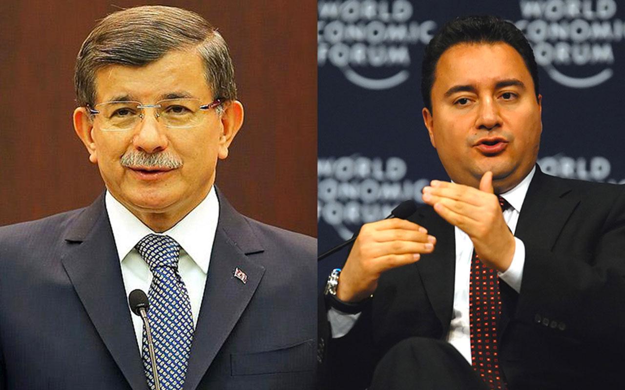 Saadet Partisi'nden ilginç Ahmet Davutoğlu ve Ali Babacan çıkışı