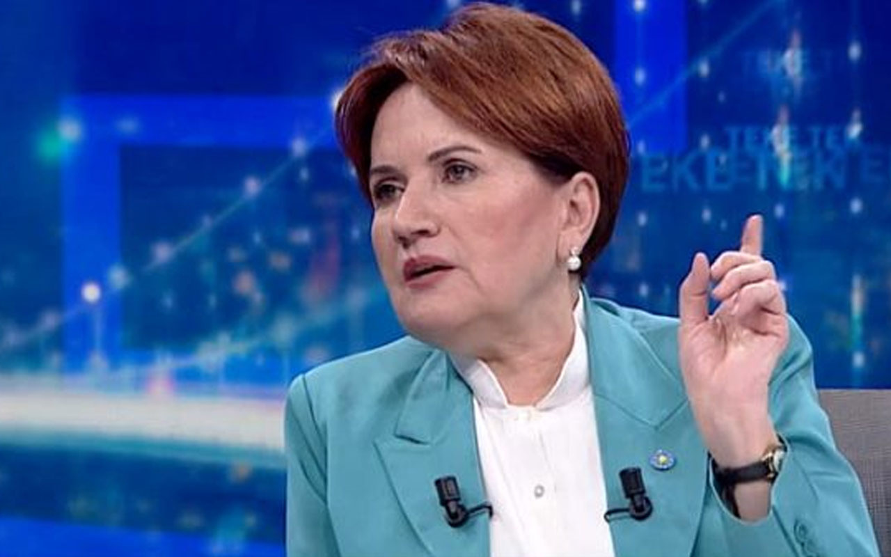 Meral Akşener İzmir'deki alçaklığa sert tepki gösterdi: Ayıptır ayıp