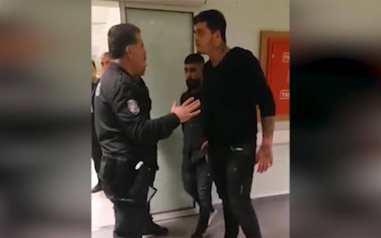 Balıkesir'de şehir eşkıyaları polise saldırdı