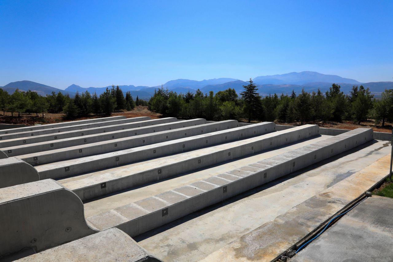 Türk siyasetinin duayen ismi merhum Süleyman Demirel'in anıt mezarı açıldı