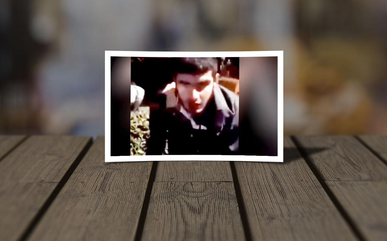 Edirnekapı şehitliğinde Abdullah Öcalan sloganı attı vatandaşın gazabına uğradı