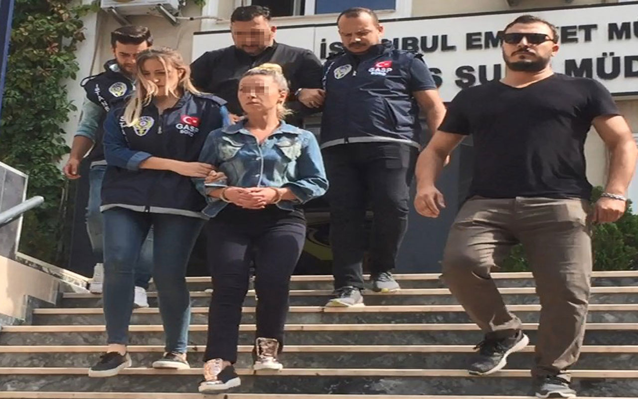 Azeri iş adamına uygunsuz görüntülerle şantaj yapmışlardı! Yakalandılar