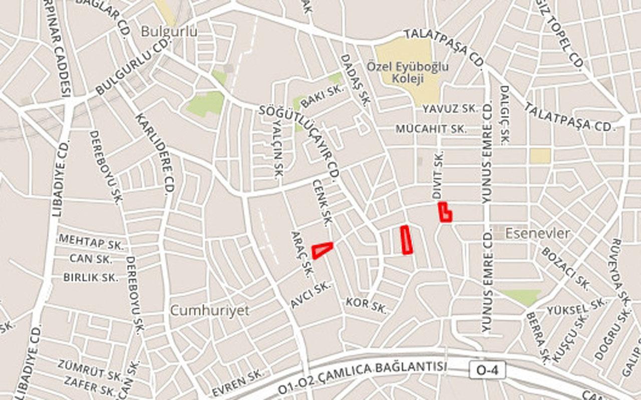 İstanbul acil toplanma alanları listesi E-devletten öğrenilebiliyor