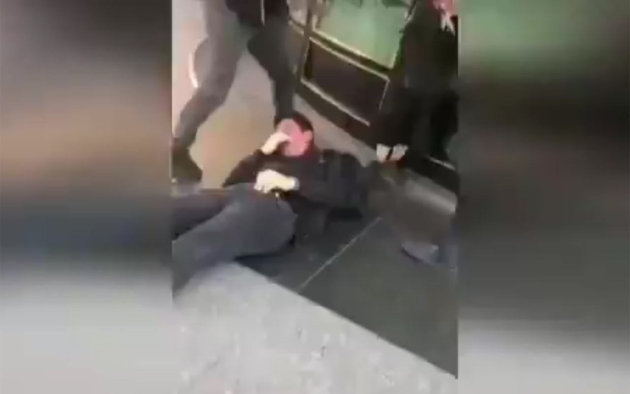CHP'li Mücahit Avcı'yı tekme tokat dövdüler