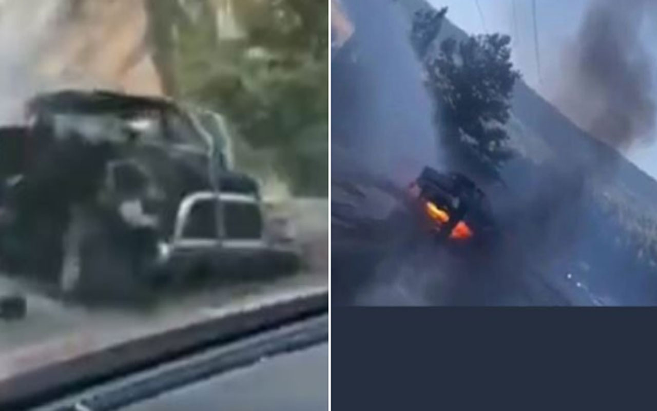 MSB duyurdu! 2 PKK'lı terörist araç içinde etkisiz hale getirildi