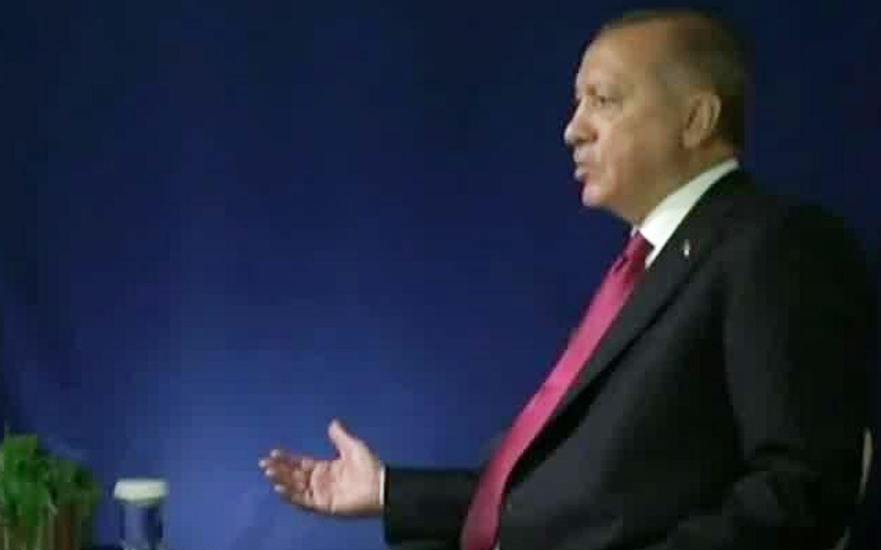 Cumhurbaşkanı Erdoğan'dan FOX News sunucusu Bret Baier'a fırça