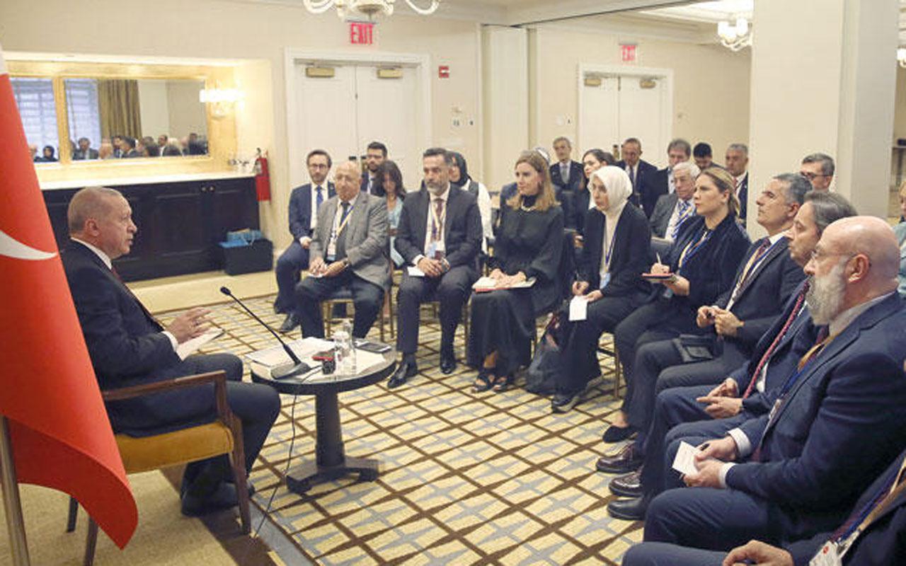 Cumhurbaşkanı Erdoğan: Suriye'de takvim işliyor