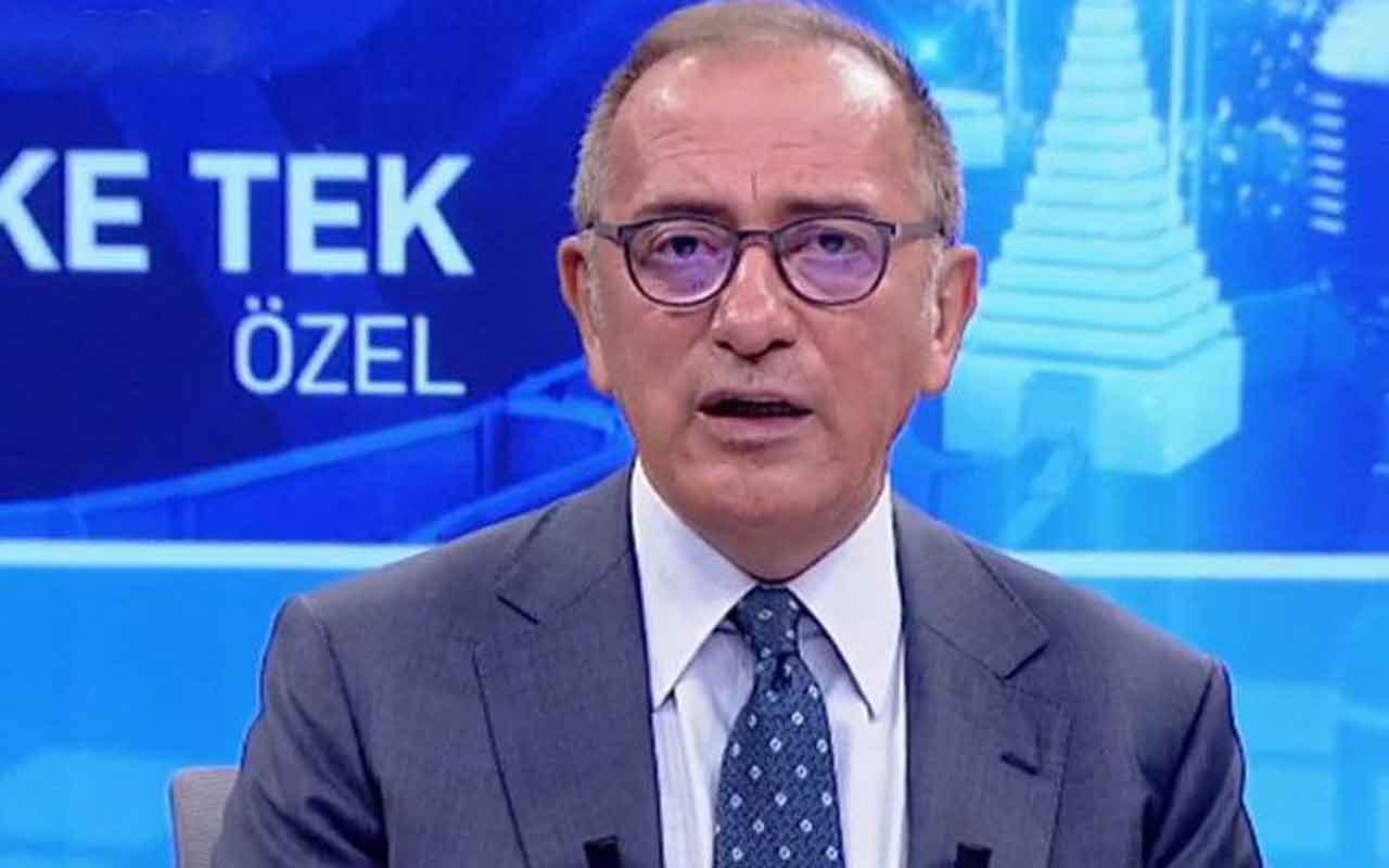 Fatih Altaylı GSM şirketlerine canlı yayında saydırdı